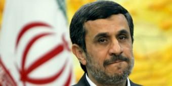 احمدینژاد دستگیر شد