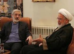 واکنش به رفع مشروط حصر موسوی و کروبی