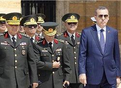 پناهندگی افسران ارتش ترکیه  به کشورهای ناتو