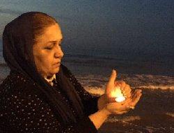 احضار شعله پاکروان (مادر ریحانه) به اداره اطلاعات