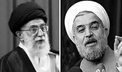 """شعار """"مرگ بر سازش کار"""" در تهران با کلید+عکس"""