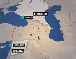 احتمال تروریستی بودن سقوط هواپیمای روسی