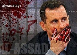 اسد باید مجازات شود/دیدار ژنرال با مخالفان