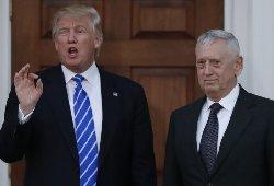 """سفر """"سگ دیوانه"""" ترامپ به بیخ گوش رهبر"""