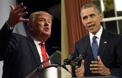 توئیت تازه؛ اتهام سنگین ترامپ علیه اوباما