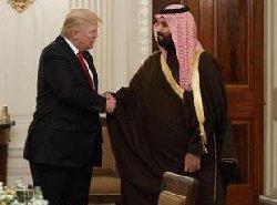 ایران؛ در دیدار ترامپ با مقام عربستان چه گذشت؟
