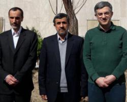 احمدی نژاد؛ به مستضعفین تسلیت عرض میکنم