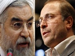 انتخابات؛ کنار رفتن قالیباف/حمله شدید به روحانی