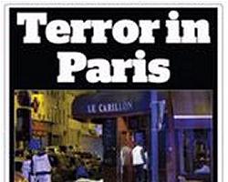 تیراندازی تروریستی در پاریس؛ کشته و زخمی