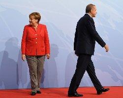 سرکوب؛ تغییر رویکرد آلمان در قبال ترکیه