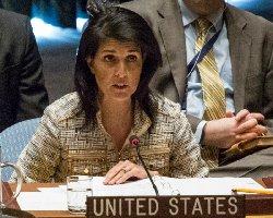 احتمال تغییر وزیر خارجه آمریکا؛ نیکی هیلی؟