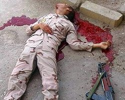 بازهم تیراندازی یک سرباز؛ کشته و مجروح