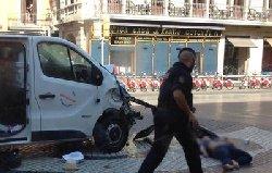 حمله تروریستی بارسلون؛ 13 کشته+فیلم دلخراش
