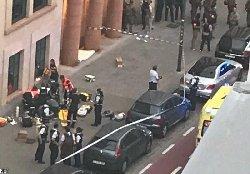 حمله تروریستی در بروکسل و لندن + فیلم
