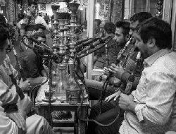 ایران؛ قهوه خانه ها هم زیرزمینی می شوند
