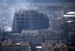 فرار دیپلمات های جمهوری اسلامی از یمن