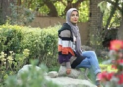 کمدین زن ایرانی به اسید پاشی تهدید شد