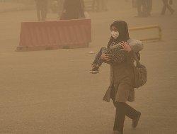 فیلم امروز؛ مردم حتی هوا هم برای تنفس ندارند