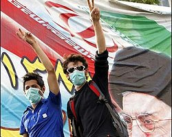 سرکوب تظاهرات؛ هشدار دولت آلمان به رژیم