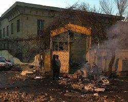 فیلم؛ شناسايی و تخریب یکی از خانه های امن سپاه