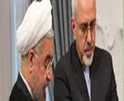 روحانی در نقش احمدی نژاد، ظریف در نقش مُتکی