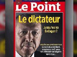 فیلم؛ دیکتاتوری اردوغان به فرانسه کشیده شد