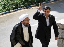 فیلم؛ خط و نشان جدید احمدینژاد برای نظام