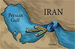واکنش آمریکا به اظهارات یک پاسدار دریايی