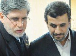 یکی دیگر از نزدیکان احمدی نژاد بازداشت شد