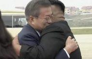 نخستین دیدار سران دو کره در پیونگ یانگ