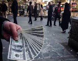 یورش شبانه و  مصادره دارايی فروشندگان ارز