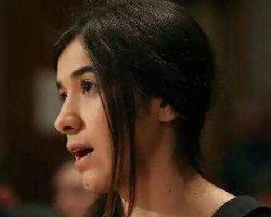 جایزه نوبل صلح به دختر ایزدی تعلق گرفت