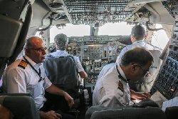 کوچ خلبانهای ایرانی به کشورهای همسایه