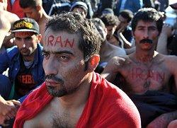 سرگردانی پناهجویان ایرانی در مرز صربستان