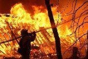 سرعت حیرت آور آتش سوزی مرگبار کالیفرنیا