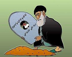 ایران؛ گورکن ، پا به فرار است ، هوا توفانی است!