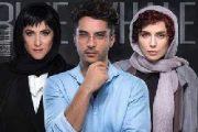 واکنش تند بازیگر به سانسور سریال نهنگ آبی