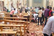 جشن مسیحیان سریلانکا به خون کشیده شد+فیلم