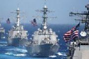 ناوهای آمریکا را با سلاحهای سِری غرق میکنیم