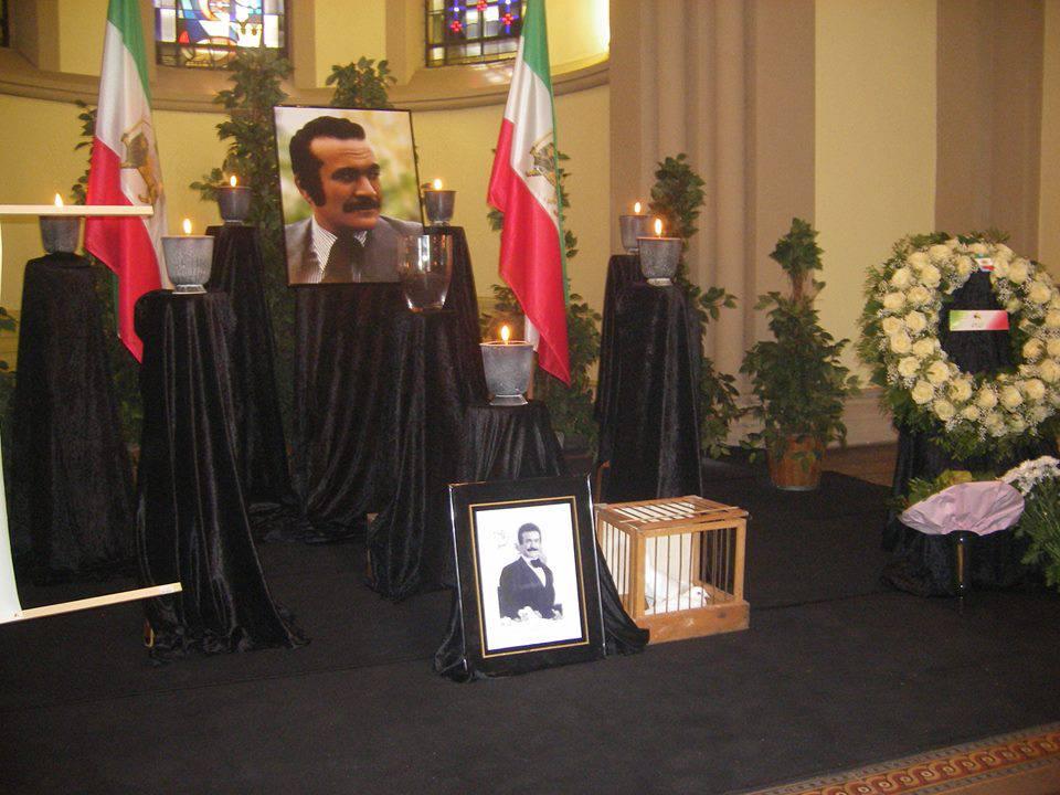 به یاد دکتر فریدون فرخزاد و همه ی جانباختگان راه ایران زمین