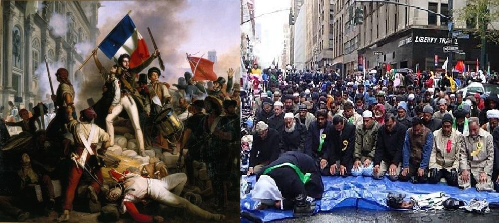 دستاوردهای انقلاب فرانسه چه زود بر باد رفت...