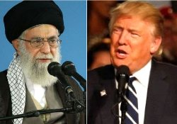 اولین عقب نشینی رژیم تهران در مقابل ترامپ