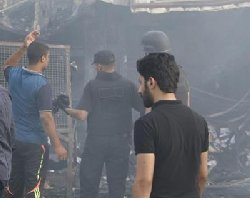 انفجار در عراق؛ تعداد زیادی ایرانی کشته شدند