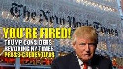 نیویورک پست: جلسه وحشتناک با ترامپ!