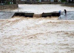 """سد شکست؛ شهردار رژیم: """"رحمت الهی"""" است"""