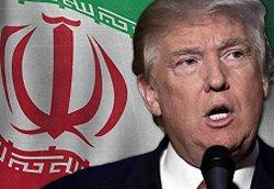 توئیت ترامپ در باره فروپاشی جمهوری اسلامی