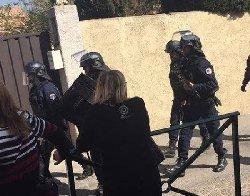 تیراندازی در جنوب فرانسه؛ احتمال تروریستی