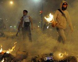خانه پدری هوگو چاوز به آتش کشیده شد