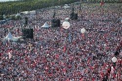 استانبول؛ راهپیمایی کمسابقه علیه رهبر خودکامه