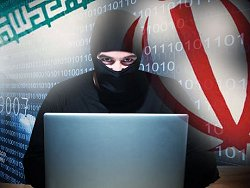 دام تروریستهای سایبری سپاه با زنی زیبارو